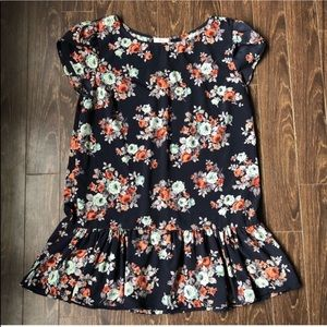 Floral Babydoll Dress By Urban Outfitters